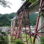 餘部鉄橋の全景