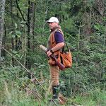 Jetzt gehts auf Jagd