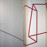 Renate Scherg, Treppenaufgang,Kunsthaus 2012