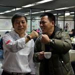 25年ぶりの「横田」対決