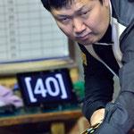9位タイ・金京律Kim Kyung Roul