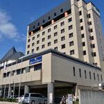at グランドホテル白山