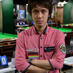 Defending Champion Hayato Hijikata