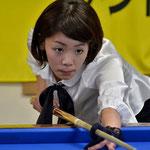 予選2組4位・小林諒子アマ
