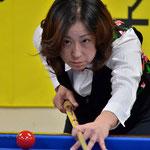 予選2組3位・高松由佳アマ