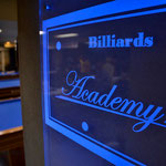 at Billiards Academy Z(五反田)