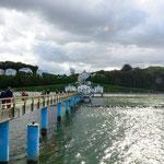 sea bridge Sellin