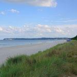 beach at Prora