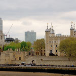 The Tower of London - The Gherkin