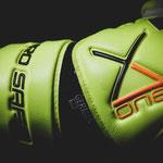 X-ONE PRO SAFE - NEGATIV CUT YELLOW