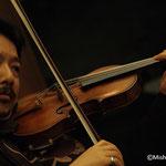 白井篤さん(ヴァイオリン)