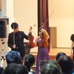 ヴァイオリンとヴィオラのちがいは?