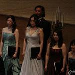マスネ「タイス」第2幕より「瞑想曲」は、東京オペラシンガーズのコーラス付き
