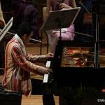 ピアノ:横山幸雄さん