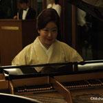 大澤香織さん(ピアノ)