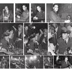 """3. """"G.I. Elvis Presley"""" - Postkarte 2 von 4 mit Fotos von Horst Schüssler"""