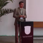 Armin Häuser - Ansprache zur Verleihung der Umweltpreise 14.06.2014