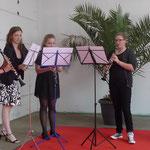 Trio der Musikschule Bad Nauheim
