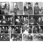 """2. """"G.I. Elvis Presley"""" - Postkarte 2 von 4 mit Fotos von Horst Schüssler"""