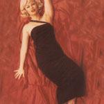 """Marilyn Monroe: Gertrud Gilbert als Marilyn Monroe (""""Sing mit"""" auf dieser Website)"""