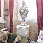 Eck-Salon Hotel Grunewald, Digitale Sammlung Museum Bad Nauheim, stellvertretend Beatrix van Ooyen, Foto: Jürgen Wegener, Bad Nauheim