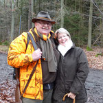 Foto Jagd-Club Bad Nauheim e.V. Nr. 437 - 1. Vorsitzender des Jagd-Clubs Peter Schöffel mit Gattin