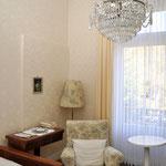 Zimmer 6 (3), Hotel Grunewald, Digitale Sammlung Museum Bad Nauheim, stellvertretend Beatrix van Ooyen, Foto: Jürgen Wegener, Bad Nauheim
