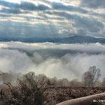 Vista desde el Monte La Teyerona