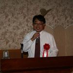 高知大学の原忠准教授による講演