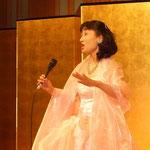オペラ歌手の加藤江美さん