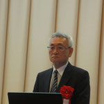香川大学危機管理研究センター長の白木渡教授による「巨大地震への備え~防災から危機管理への転換~」と題する基調講演があった。