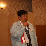新しく会員になられた(株)第一コンサルタンツの長山学氏