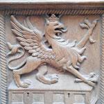 5 lo stemma del Collegio del Cambio