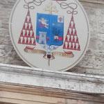 1 lo stemma del cardinale arcivescovo