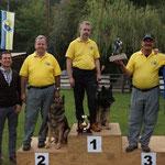 Gewinner der Vahrner See Trophäe - OG Eppan - SAS Appiano - vincitori del Trofeo Lago di Varna