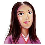 イラスト  Illustrator 創作 絵 神谷一郎 オリジナル キャラクター