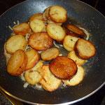 Dänemark Fejö - Die besten Bratkartoffeln weil es dorr die besten Kartoffeln gibt!