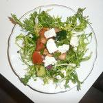 Lecker frischer Salat!!!