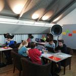 Programmieren mit Scratch in Lenzburg, Pro Juventute Ferienpass Lenzburg