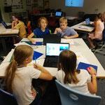 Programmieren mit Scratch in Oerlikon, Pro Juventute Ferienplausch Zürich
