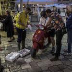Reportagefoto über Fischer in Süditalien
