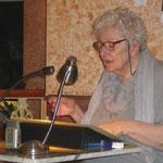 "Helga Kolsky liest aus ""Das Asmodeus-Prinzip"""