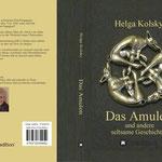"""Cover für """"Das Amulett"""" von Helga Kolsky"""