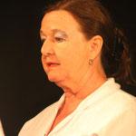Marlies Reichl als Krankenschwester