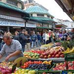 Nachmarkt in Wien
