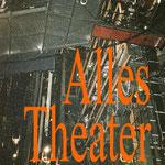 """Cover für Mein Büchlein """"Alles Theater"""""""