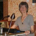 "Ingrid J. Poljak liest aus dem Manuskript ""Diabelli"" (Arbeitstitel)"