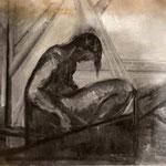 vecchia foto in bianco e nero 1926