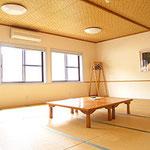 広島YMCA 宿泊 研修 合宿 和室