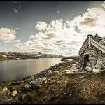 Auf dem Weg zur Trolltunga Norwegen